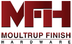Moultrup Finish Hardware